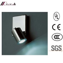 Indoor Bedside Reading LED Wall Lamp with CREE LED Chip
