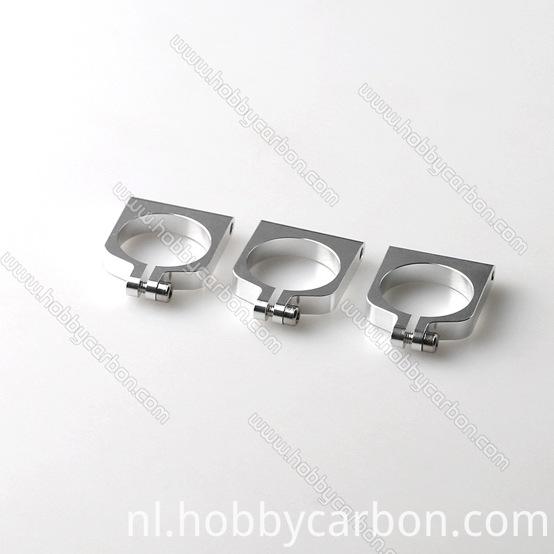 16mm aluminum clamp