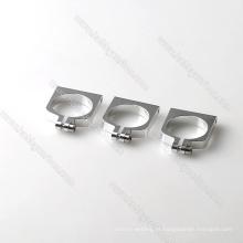 Braçadeira / clip de tubo de alumínio móvel de 16mm