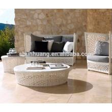 Outdoor PE rattan sofa sets single sofa