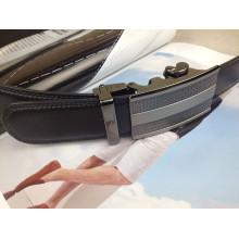 Ratchet Leather Straps for Men (HC-141204)