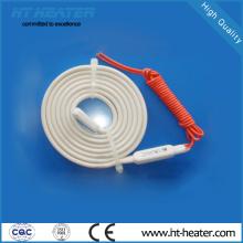 Нагреватель оттаивания сливной трубы из силиконовой резины