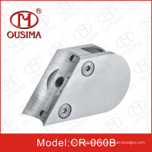 Special Stainless Steel Glass Clip for Railing Tube (CR-060B)