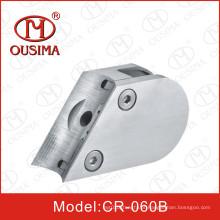 Clip especial de vidro de aço inoxidável para tubo de trilhos (CR-060B)