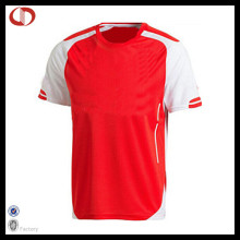 Fábrica de camisa de futebol de poliéster China