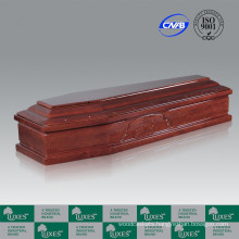 European Style Funeral Coffin