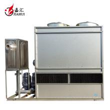 Аммиачный испарительный конденсатор / воды замкнутого контура охлаждения для промышленных холодильных установок