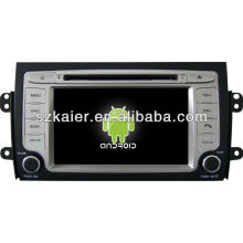 dvd do carro para o sistema Android Suzuki SX4