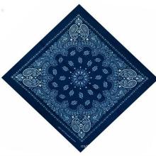 Wonderful fabric women print Cashew 100% cotton voile square fashion scarf
