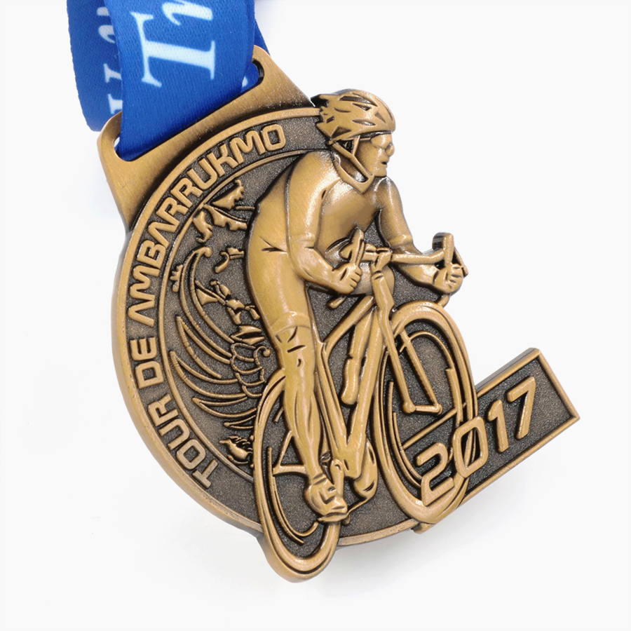 Bicycle Sports Medal