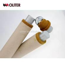 Calidad de suministro de la fábrica KQY KQN sumergible de inmersión de metal fundido sonda de muestreo de muestreo para el acero fundido en la fabricación de acero