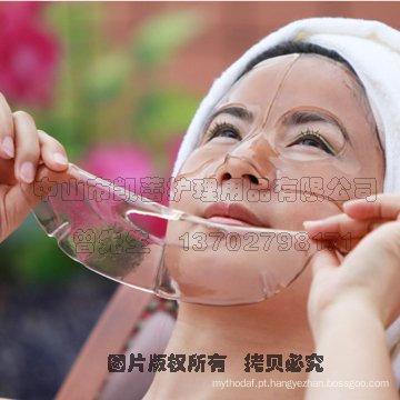 SGS provou Cristal Collagen Máscara Facial Hidratante Máscara De Vinho Tinto