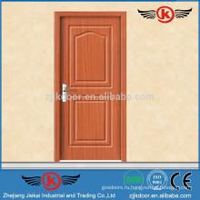 JK-P9039 классический интерьер используется размахивая пвх деревянная дверь кухня