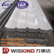 Single PPGI Corrugated Steel Wall China Manufacture with Wiskind Brand