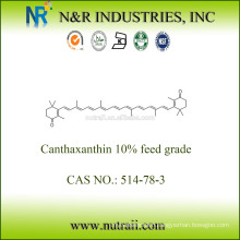 Canthaxanthin 10% feed grade