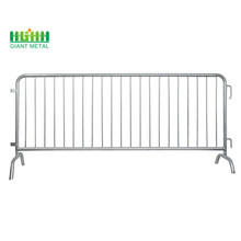 Galvanized Steel Crowd Control Barrier Pagar