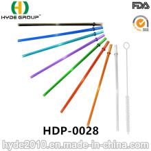 Plástico duro direto da alta qualidade canudo (HDP-0028)