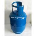 Réservoirs de stockage de bouteilles de gaz LPG en vrac 11KG portables