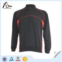 Plain junge Männer Langarm-Radsportbekleidung