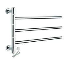 Easy Use Three Bars Bathroom Electric Towel Racks Towel Warmer