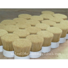 Unbleached White 44mm Hog Bristle Hair