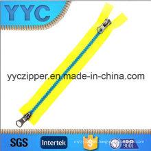 3# Color Plastic Zipper Double Way Zipper Yyc Zipper