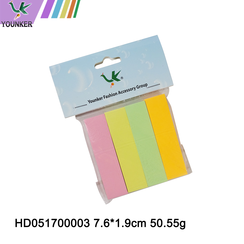 Colored Sticky Notes