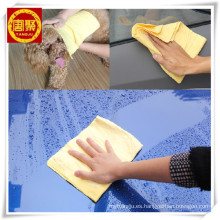 microfibra aquis toalla al por mayor, 80 poliéster 20 toalla de microfibra de poliamida, toalla de microfibra de gamuza decoración del hogar