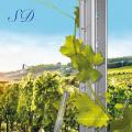 Горяч-Окунутая Гальванизированная Виноградника Металлический Решетчатый Пост