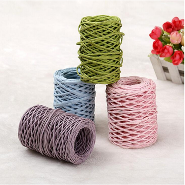 wholesale exquisite customized size raffia