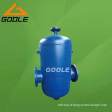 Separador de água tipo defletor (GAS7)
