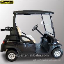 Chariot de golf électrique CE 2 places EXCAR
