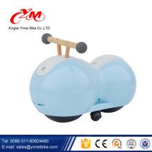 2017 new model peanut baby swing car/Pass CE good quality kids ride on cars from Xingtai Yimei Bike