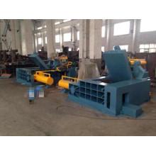 Пресс-подборщик для переработки металлолома из алюминия и железа
