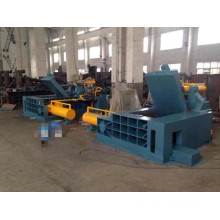 Altmetall-Aluminium-Eisen-Recycling-Ballenpressen-Maschine