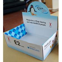 Коробка для показа бумаги для продажи на рынке