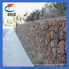 Hochwertiges Low Carbon Gabion Wire Mesh
