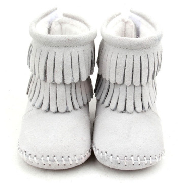 Warm Winter Cute Wholesale lederen babylaarzen