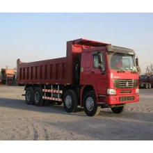 8X4 Dump Truck with Volvo Box for Sale