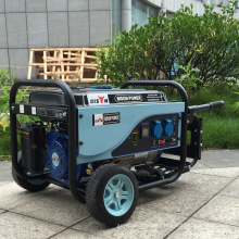 BISON China Taizhou Generator zum Verkauf Honda 5.5kw GX390 Benzin-Generator