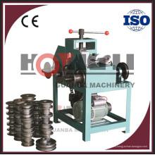Plegadora eléctrica multifuncional del tubo de acero inoxidable HHW-G76 con el CE para el tubo cuadrado / redondo