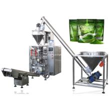 Máquina envasadora de té en polvo vertical