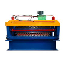 hebei xinnuo profil multiple ondulé galvanisé machines de couverture de tôle