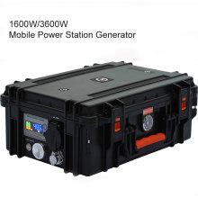 Centrale solaire puissante 1800W / 3000W pour le camping