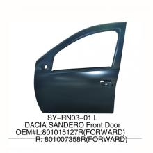 Front Doors for DACIA Sandero