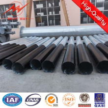 ISO 3mm Thickness Multi Side 10m Steel Telescopic Pole