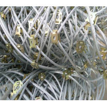 Slope Protection Mesh Stainless Steel Metal Rope Wire Mesh