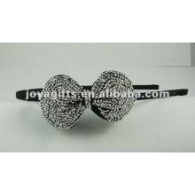 Beautiful trendy rhinestone headdress