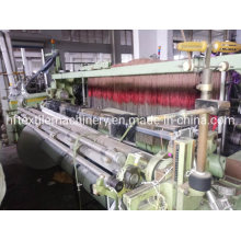 Weaving Rapier Sulzer G6200 Loom Ready for Jacquard Year 1997 220cm Colored Cloth Machines