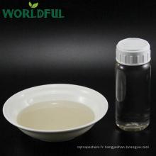 tensio-actif agricole en silicone pour pesticides, insecticides, herbicides